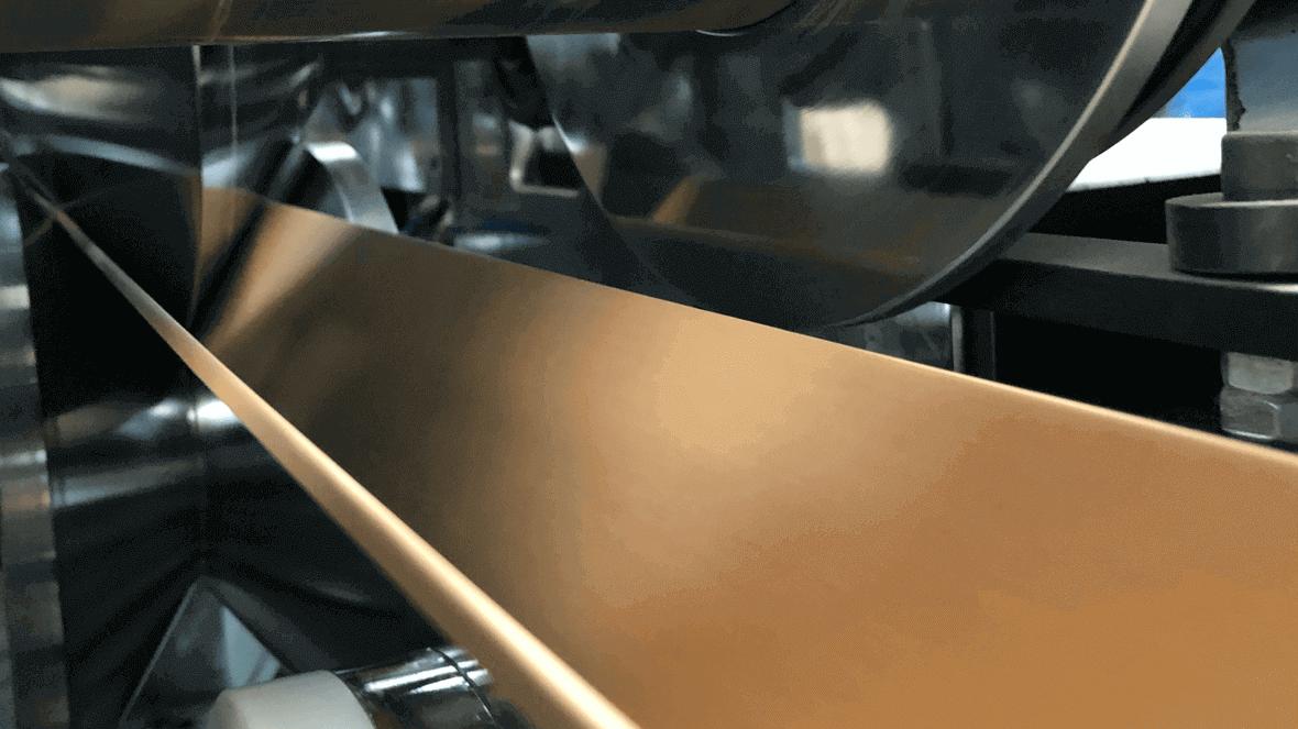 Arton Ambalaj Köşebent Makinası