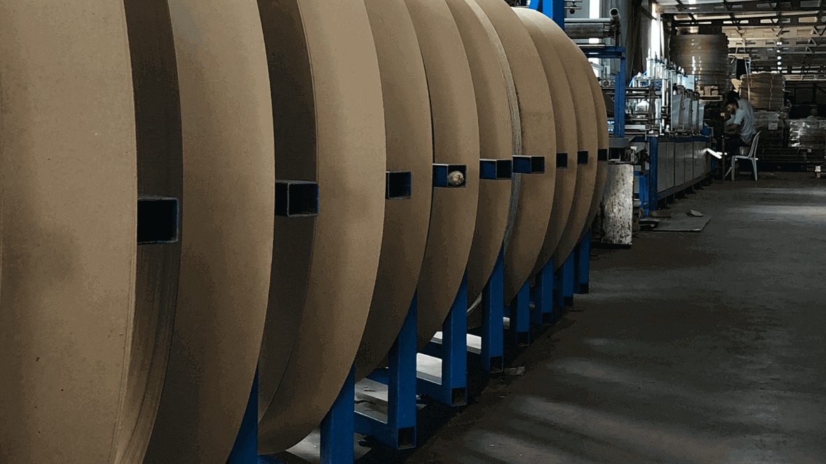 Arton Ambalaj Köşebent Makinası Fabrika